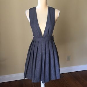 French toast school girl pleated dress EUC 12